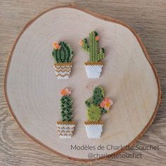 Seed Bead Patterns, Beaded Jewelry Patterns, Peyote Patterns, Beading Patterns, Seed Bead Art, Seed Bead Crafts, Beaded Crafts, Diy Friendship Bracelets Patterns, Bracelets Diy