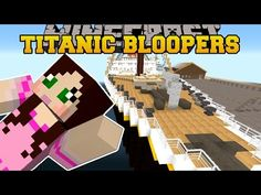 Minecraft: TITANIC MOVIE - DON'T JUMP OFF THE SHIP! - Custom Roleplay [1] - YouTube