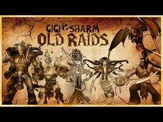 Gigi, Sharm & Rowan ~ Old Raids (World Of Warcraft Parody)