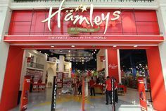 Hamleys Singapore will open its first store in the Plaza Singapura extension on July 24 in a partnership with Global Retail Ventures, which also runs Hamley London What To See, Things To Do In London, Weekend In London, London Summer, London With Kids, Camden Town, London Places, London Calling, London Travel