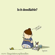 Doodles | Анлийский язык по Skype