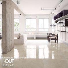 Para um ambiente elegante que pode ser usado na casa toda, recomendamos o Avorio di Brescia. Com ...