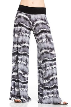 b73caf3f075ed Frumos Womens Tie Dye Palazzo Pants     Details can be found by clicking on