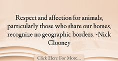 Nick Clooney Quotes About Respect - 59985