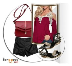 """""""Banggood  2"""" by april-lover ❤ liked on Polyvore featuring vintage"""