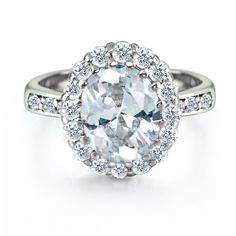 Set completely in solid .925 sterling silver, this magnificent victorian engagement ring could not be more breathtaking. The dazzling 4-ct c...