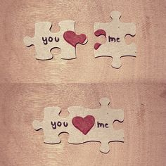so simple and sweet - #puzzlepieces