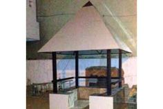 Krishna Pyramid Meditation Center year of construction :  size : 8ft x 8ft (roof top) | capacity : 8 persons cost incurred :  1.75 Lakhs | type of structure : Italian and Vitrified tiles timing : 24x7, open for public use technical person : Ramachandra  contact : Simhadri, mobile : +91 90361 94123 address : S N Nataraja Vasavi temple, magadi   http://www.pyramidseverywhere.org/pyramids-directory/pyramids-in-karnataka/ramnagara-district #Pyramid #Pyramids
