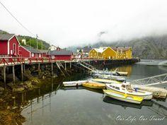 Lofoten-szigetek - Utazás Norvégiában Hostel