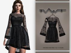 Sims 4 Tsr, Sims Cc, Sims 4 Mods Clothes, Sims 4 Clothing, Sims 4 Collections, Sims 4 Dresses, Sims4 Clothes, Sims 4 Characters, Sims 4 Cc Packs