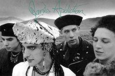 Jane's Addiction (Lollapalooza 1991, Sasquatch 2009, 2009 x 2, 2012)