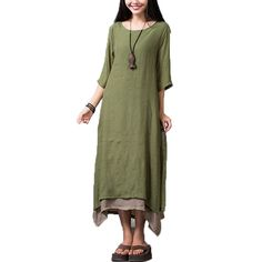 Cheap dress toddler, Buy Quality dress up wedding dresses directly from China dresses blue Suppliers: 								  									Material: Cotton+Linen				Type: Dress				Color: Coffee/Army Green/Orange				Package Include: 1Dr