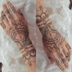 Henna Tattoo – Henna und Zeichnen – Henna Tattoo – Henna and Drawing – draw Henna Hand Designs, Mehndi Designs, Henna Tattoo Designs Simple, Henna Tattoo Hand, Mandala Hand Tattoos, Henna Art, Henna Tattoos, Tatoos, Finger Tattoos