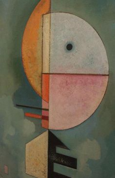 Detail of Upward (Empor), October 1929, Wassily Kandinsky. (See other pin on this board for a better image.)