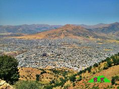 Baneh is a small Kurdish Town in Baneh County, Kurdistan Province, Iran.