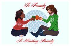 Sleepy hollow family card