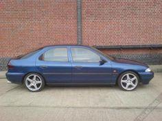 1995 Ford Mondeo 1.8LX Mk1 - Reliable, mundane.