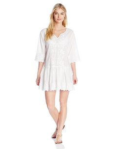 PilyQ Women's Cristina Dress Cover up ** Read more  at the image link.