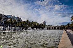 Palatul Muzicii, Grădinile Turia din Valencia
