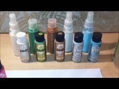 DIY Glimmer Mist