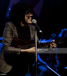 Singer Laura Pergolizzi aka 'LP' performs on stage at her record release headline show at the The Sayers Club on June 3, 2014 in Hollywood, California.