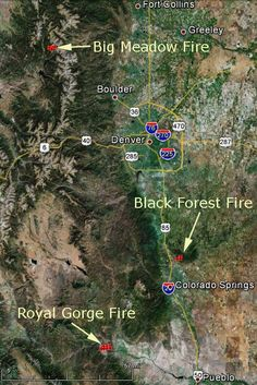 7 Best Information on Other 2013 Colorado Fires images