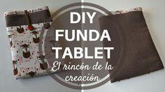Funda de tablet para regalar por el Día del padre http://manualidades.facilisimo.com