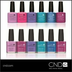 CND Garden Muse Collection