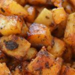 My Favorite Roasted Potatoes