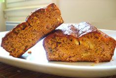 Cake au saumon et pesto