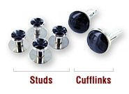 How to wear cufflinks and studs | Jim's Formal Wear