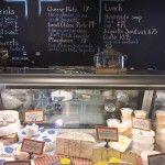 Hilary's Cheese in Cowichan Bay.