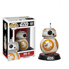 11.58$  Buy here - http://alihot.shopchina.info/go.php?t=32713327002 - Movie Figure 10 CM Q Version Star Wars The Force Awakens Robot BB-8 BB8 #61 Bobble Head PVC Action Figure Collection Toy Doll   #aliexpresschina