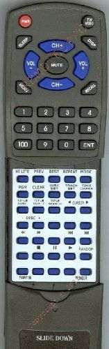 PIONEER Replacement Remote Control for CUPD094, PDF1007, PDF1039, PDF19, PDF27 by Redi-Remote. $43.92. This is a custom built replacement remote made by Redi Remote for the PIONEER remote control number PWW1139.  This remote control is compatible with the following models of PIONEER units:   CUPD094, PDF1007, PDF1039, PDF19, PDF27, PWW1139