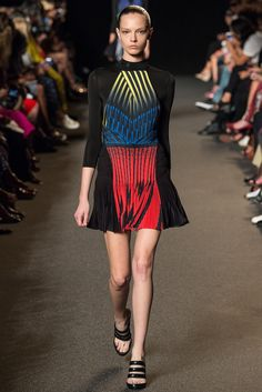 Alexander Wang Spring 2015 Ready-to-Wear Fashion Show
