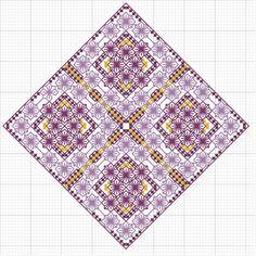 seba blackwork designs: Magic of Colors 3