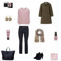Plus Size Outfit: Parka & Pale Pink http://www.3compliments.de/outfit-2015-10-23-o#outfit2