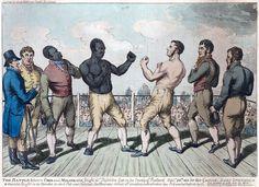 Tom Cribb vs Molineaux 1811