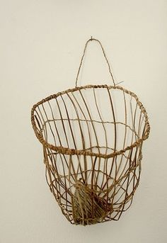 One of my first baskets.