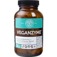 VeganZyme is an advanced, full-spectrum blend of the most powerful digestive and systemic enzymes that support digestion, boost the immune system, and encourage functional balance throughout the entire body. Detox Supplements, Organic Supplements, Nutritional Supplements, Nigeria Fashion, Herbalife Shake Recipes, Best Detox, Healthy Tips, Herbalism, Packaging Design