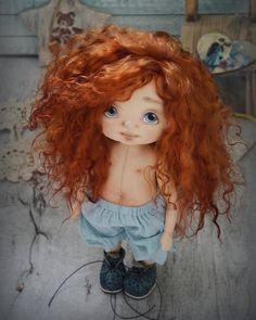 Аришка❤ #куклыеленысимоновой #выкройкиеленысимоновой #выкройкакуклы #текстильныекуклы #интерьернаякукла #ручнаяработа #кукларучнойработы #dolls #instadoll #textildoll #handmadedoll