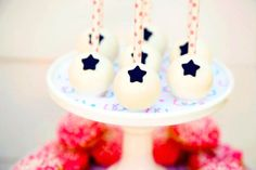 I love these cake pops from this Pony themed birthday party with Such Cute Ideas via Kara's Party Ideas KarasPartyIdeas.com Horse Party, Cowgirl, Cowboy, Desserts and More! #ponyparty #horseparty #cowboyparty #cowgirlparty (23)