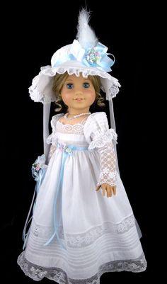 Regency, upcyled vintage fabrics, Bonnet, alterations24u, via eBay SOLD 3/24/13 $196.43