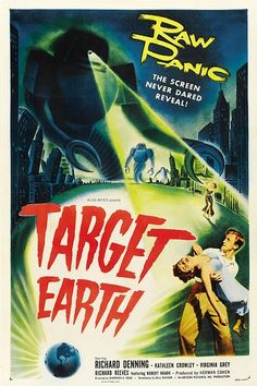Target Earth - 1954