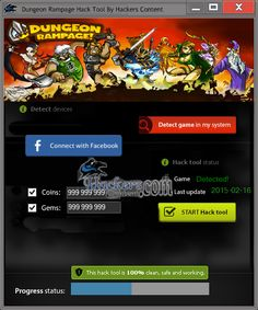 Dungeon Rampage Hack Tool No Survey 2015 Free Download [ Android/iOS ] - Inn Rom - Inn Forum - Powered by InnJoo!