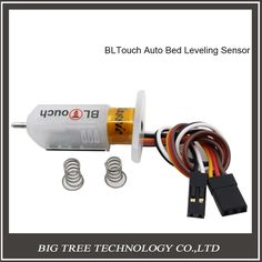 48.00$  Watch now - http://alii8u.worldwells.pw/go.php?t=32782650743 - BIQU 3D printer parts BLTouch Auto Bed Leveling Sensor / To be a Premium 3D Printer 3D0403