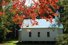 Church in Cades Cove