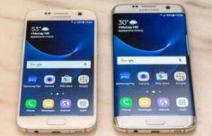 Confira os detalhes dos novos #GalaxyS7 e GalaxyS7Edge lançados hoje pela #Samsung na #MWC2016. #tecnologia #smartphones #brinquedodehomem