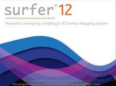 Golden Software Surfer 12.4.784.0 + Crack | SharePirate