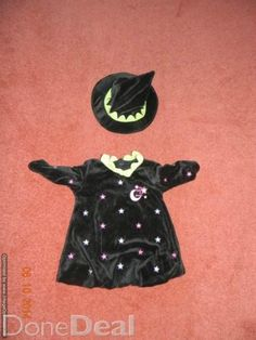 Halloween baby fancy dress costume For Sale in Louth : €8 - DoneDeal.ie